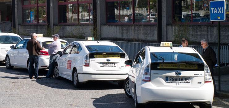 Taxistas y el tr fico beneficiados por la huelga en a - Taxi puerto de santa maria ...