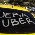 La Plataforma Integral del Taxi presenta las primeras querellas contra las multinacionales de VTC