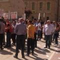 Más de la mitad de los taxistas del APC de Valencia se manifestaron en contra del intrusismo y de la política de la Conselleria, que está 'matando' el sector y generando despidos