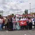Promoción de la donación de órganos en Córdoba a bordo de un taxi