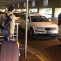 Los taxistas del aeropuerto de Sevilla se mudan a un local en propiedad
