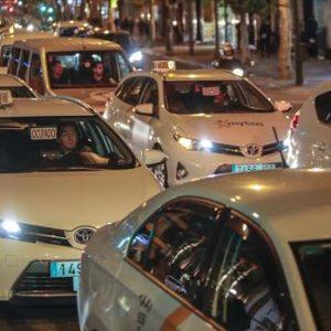 protesta-taxistas-sevilla