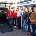Transportes subvenciona la adaptación de 11 taxis para personas con movilidad reducida en Fuerteventura