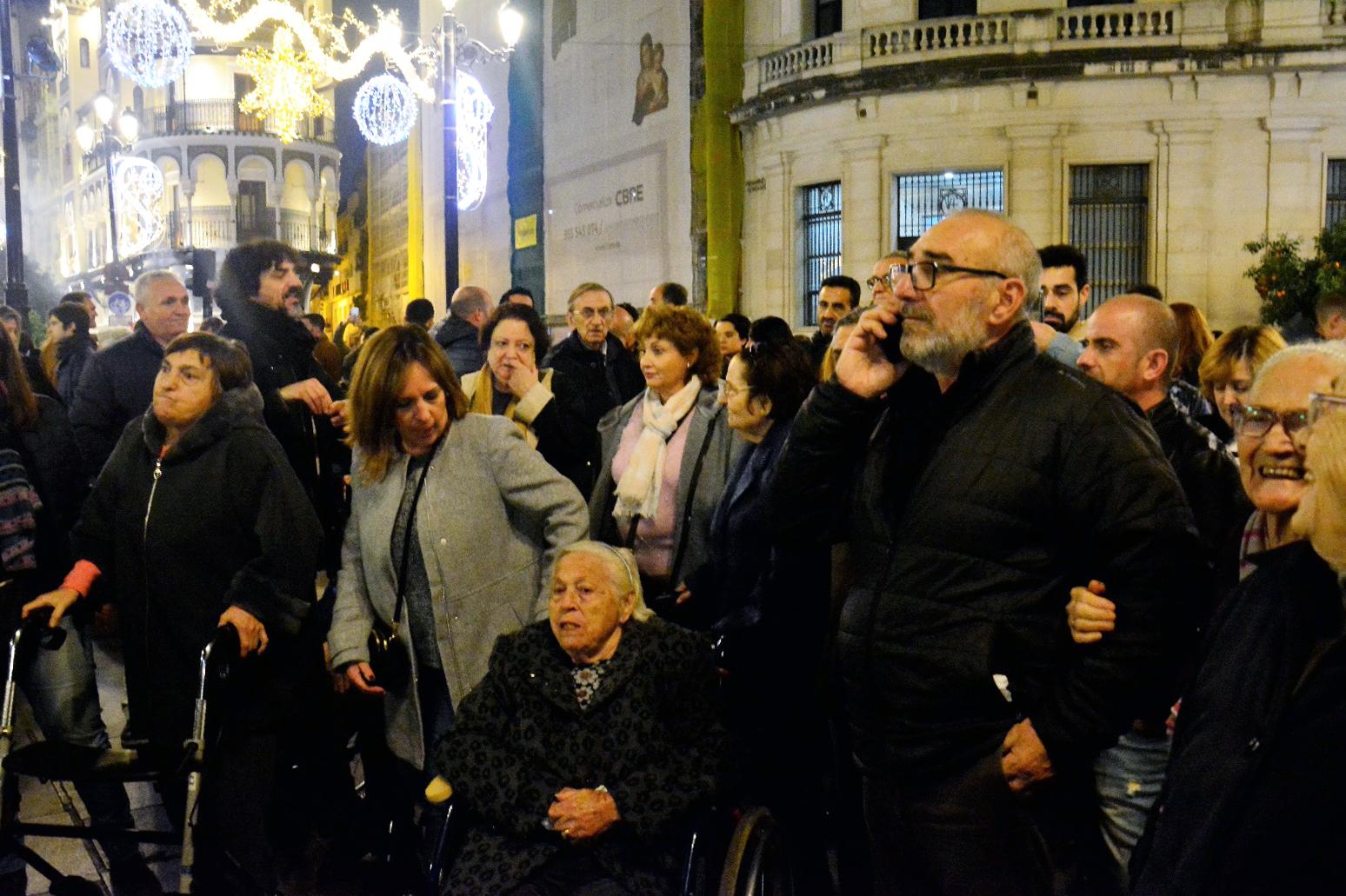 Paseo de la ilusión Sevilla 2