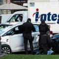 Ocho años de cárcel por robar un taxi y disparar a dos hombres en Valencia