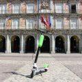 El Ayuntamiento de Madrid retirará de la ciudad los patinetes eléctricos de tres compañías