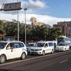 taxi adaptado Tenerife