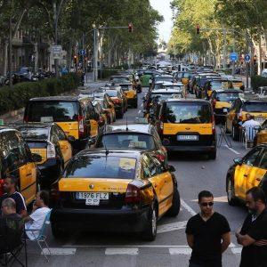 huelga-taxistas-barcelona
