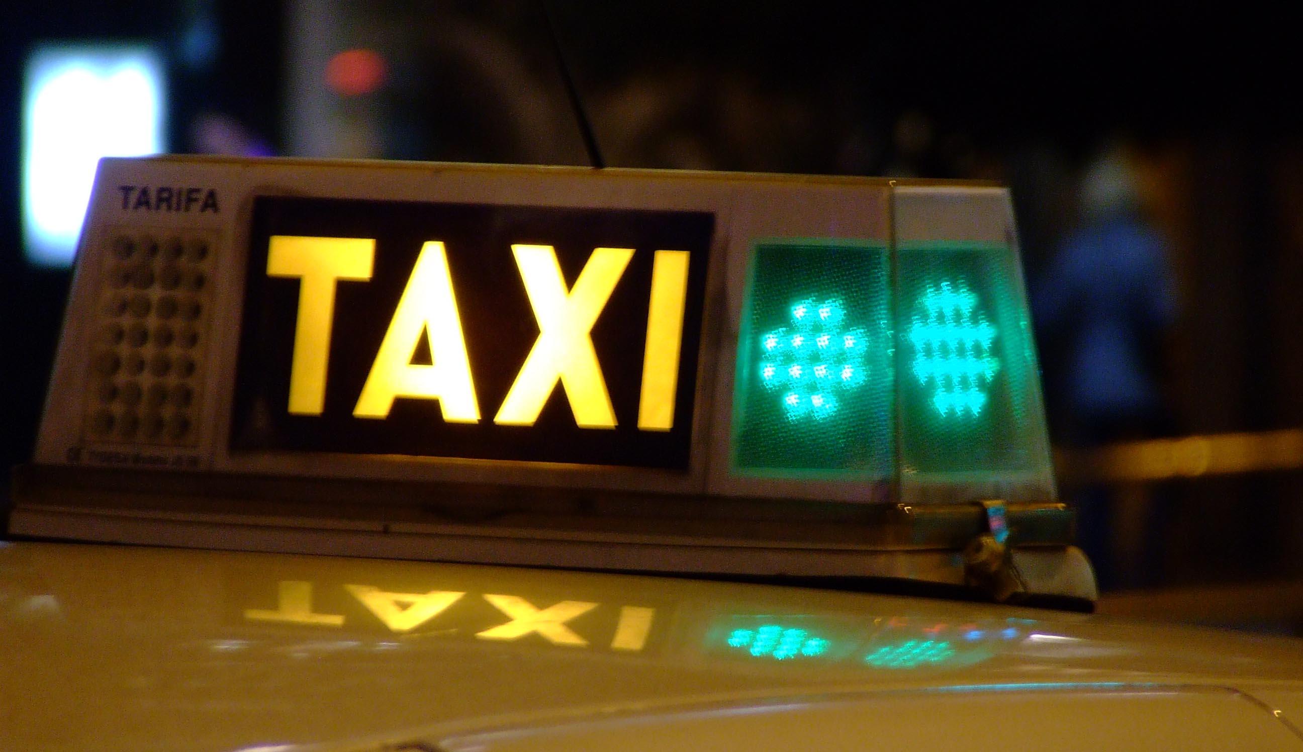 taxi-noche