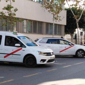 taxi adaptado Almería