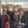 Ximo Puig da plantón a los taxistas de la Plataforma de Afectados por la Nueva Ley del Taxi