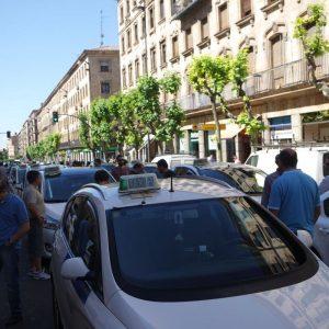 Taxi metropolitano salamanca