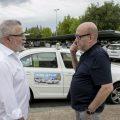 Un tribunal médico dicta que un taxista que ha perdido la visión de un ojo vuelva al trabajo