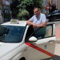 Ángel Julio Mejía, candidato a la presidencia de la Gremial del Taxi de Madrid en las próximas elecciones