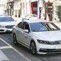 Los taxistas de Ponferrada celebran que se restablezca la parada de Camino Nuevo