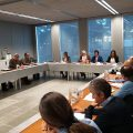 La Junta presentará al taxi andaluz una nueva propuesta para regular los VTC en un mes