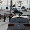 Le propina un puñetazo a un taxista de Cádiz por no querer abonar el precio de la carrera