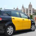 Los taxistas de Barcelona trabajarán al 60% entre semana durante el mes de agosto