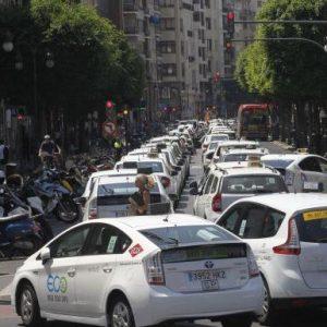 taxistas-huelga-valencia