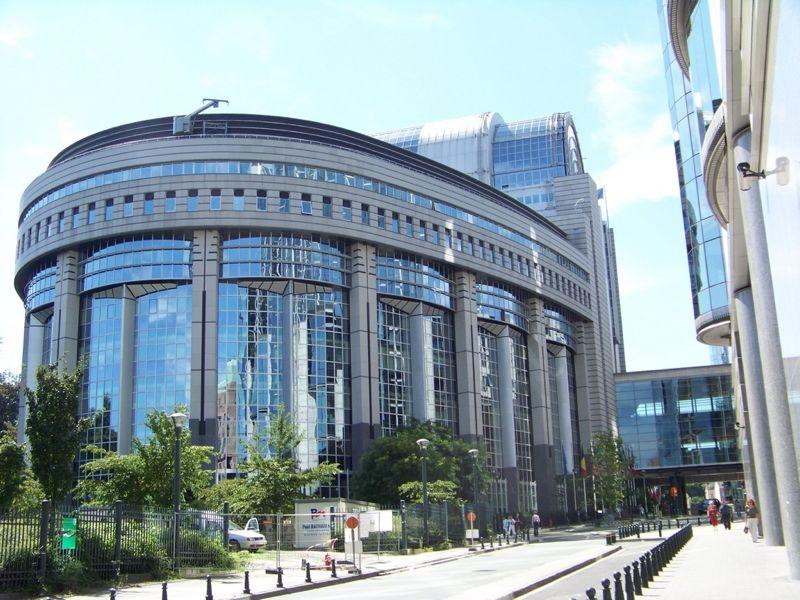 Parlamento-Europeo-Bruselas