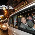 Más de 100 taxistas de Córdoba llevarán mañana a 400 mayores a ver el alumbrado navideño