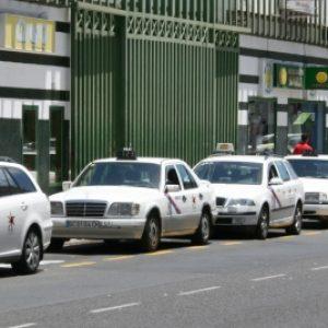 Arrecife taxi