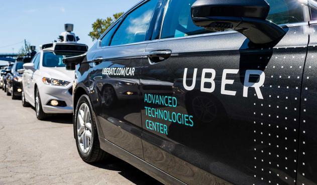 uber acusación