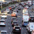 Los vehículos sin distintivo medioambiental no podrán circular mañana por la M-30 y el centro