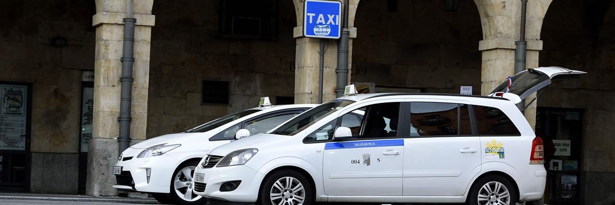 Taxi Salamanca