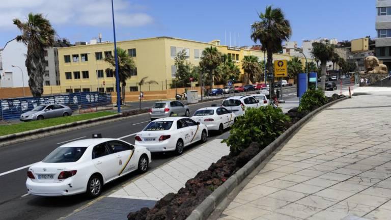 taxi canarias