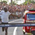 Usain Bolt sigue sorprendiendo y gana una carrera contra un taxi de Perú