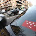 Madrid supera ya la cota de las 8.000 autorizaciones de VTC