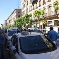 El taxi metropolitano de Salamanca celebra la entrada en vigor del Área de Prestación Conjunta