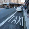 Las asociaciones del taxi de la comarca de Avilés, en desacuerdo por la posibilidad de mancomunarse