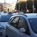Los taxis gallegos podrán, a partir de hoy, ocupar todos los asientos que dispongan
