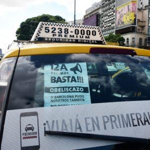 taxistas buenos aires