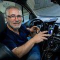 Antonio Patiño, el taxista más marchoso de A Coruña