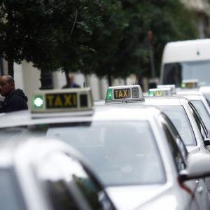 Taxistas-Bruselas