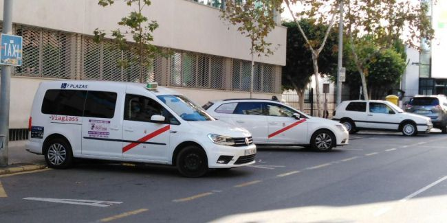 taxi almería