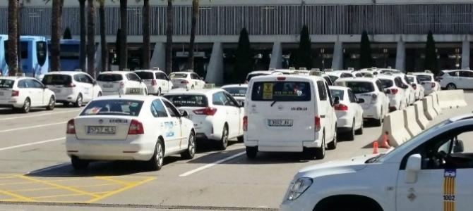 taxis palma