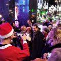 La Central Radio Taxi de Vigo lleva a los mayores a ver el alumbrado navideño