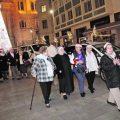 Treinta mayores pudieron ver el alumbrado de Málaga gracias a Unitaxi