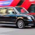 Los taxis eléctricos de Reino Unido se recargarán de forma inalámbrica