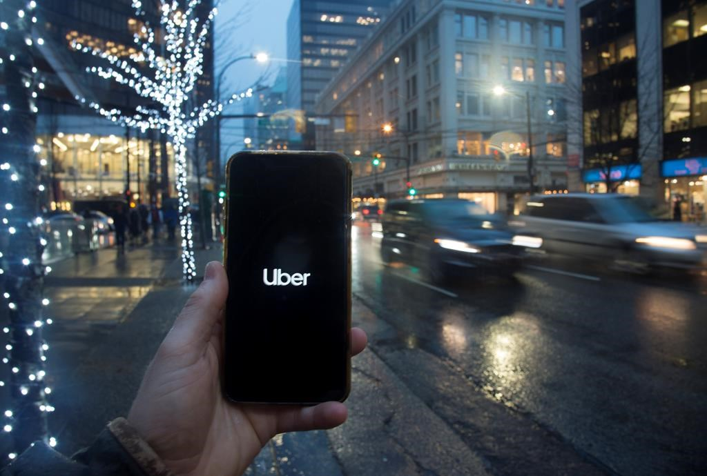 uber vancouver