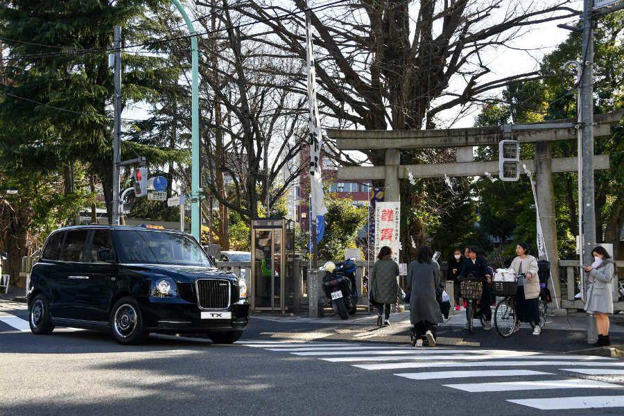 Japan-TX-1
