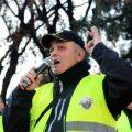 Tito Álvarez sobre las sanciones recibidas por la huelga