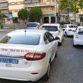 La actividad de los taxistas de Badajoz avanza paulatinamente