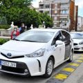 El sector del taxi de Linares cifra la caída de la actividad en casi un 90 %