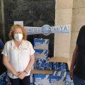 La Asociación Gremial dona más de 600 litros de leche al Banco de Alimentos de Taxiluz