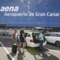 El taxi de Telde e Ingenio solicita la exclusividad para operar en el aeropuerto de Gran Canaria